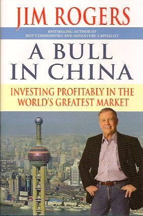 Image for A Bull in China:  Investing Profitably in the World's Greatest Market