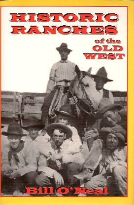 Image for Historic Ranches of the Old West