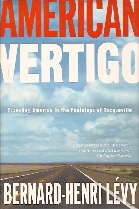 Image for American Vertigo:  Traveling America in the Footsteps of Tocqueville