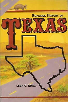 Image for Roadside History of Texas