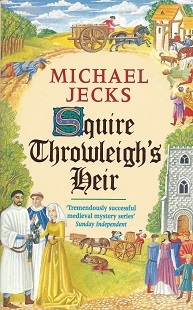Image for Squire Throwleigh's Heir