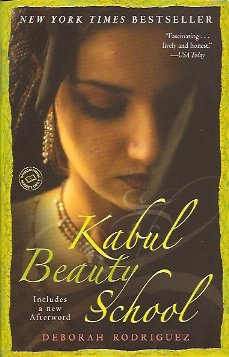 Image for Kabul Beauty School:  An American Woman Goes Behind the Veil