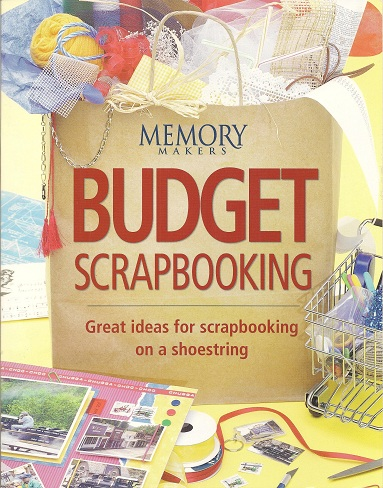 Image for Budget Scrapbooking