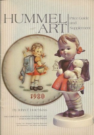 Image for Hummel Art:  Price Guide and Supplement