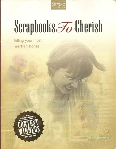 Image for Scrapbooks to Cherish