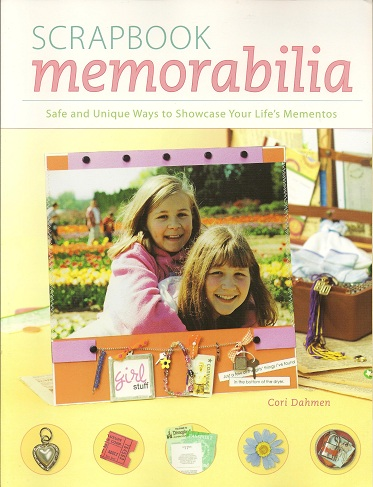 Image for Scrapbook Memorabilia  Safe and Unique Ways to Showcase Your Life's Mementos