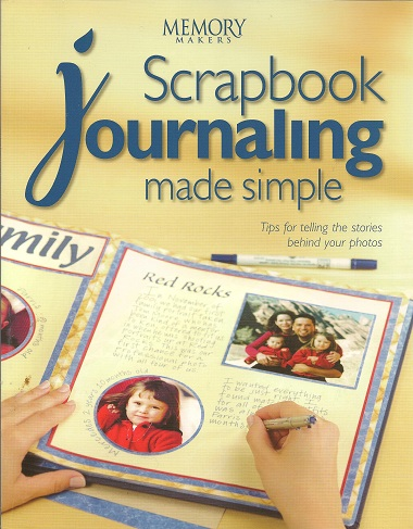 Image for Scrapbook Journaling Made Simple
