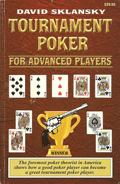 Image for Tournament Poker for Advanced Players