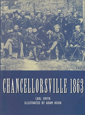 Image for Chancellorsville 1863