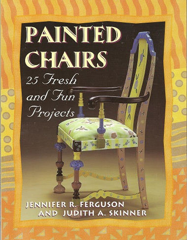 Image for Painted Chairs:  25 Fresh and Fun Projects