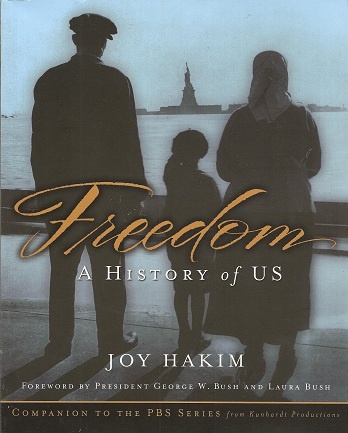 Image for Freedom:  A History of US