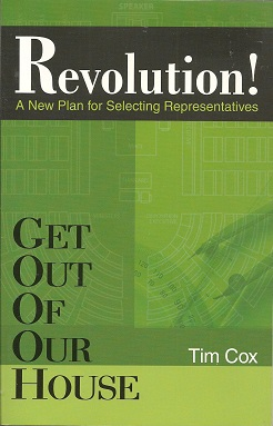 Image for Get Out Of Our House:  Revolution!