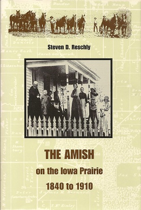 Image for The Amish on the Iowa Prairie, 1840 to 1910