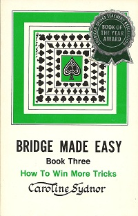 Image for Bridge Made Easy: Book Three How to Win More Tricks