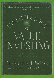 Image for The Little Book of Value Investing