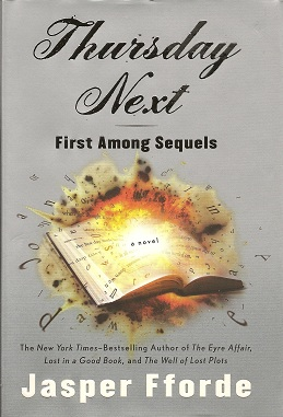 Image for Thursday Next:  First Among Sequels