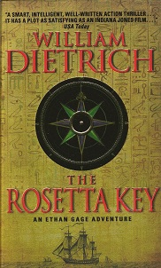 Image for The Rosetta Key  An Ethan Gage Adventure