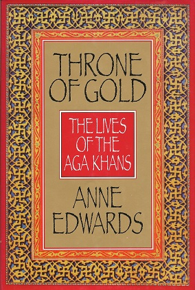Image for Throne of Gold:  The Lives of the Aga Khans