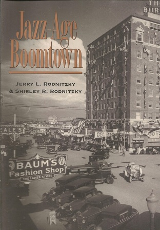 Image for Jazz-Age Boomtown