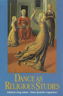 Image for Dance As Religious Studies