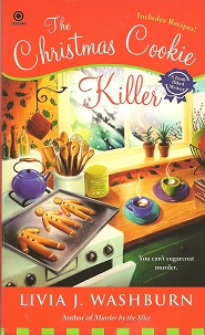 Image for The Christmas Cookie Killer:  A Fresh- Baked Mystery