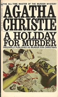 Image for A Holiday for Murder: Originally Published as Murder for Christmas