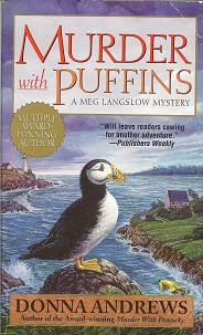 Image for Murder with Puffins
