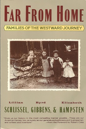 Image for Far From Home:  Families of the Westward Journey