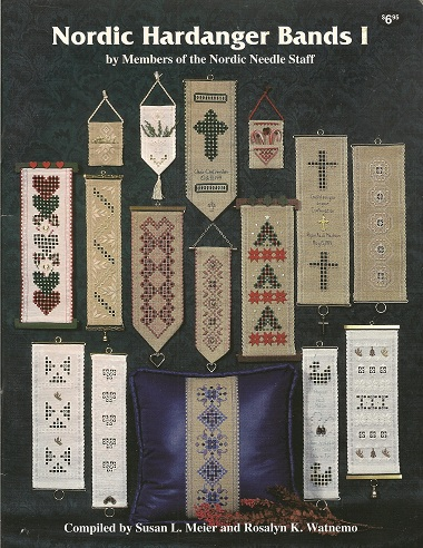Image for Nordic Hardanger Bands I