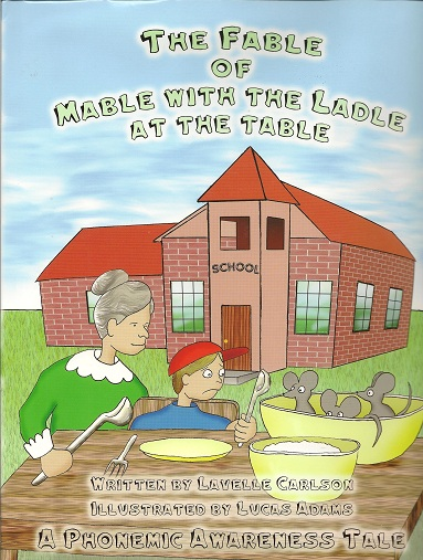 Image for The Fable of Mable With the Ladle at the Table