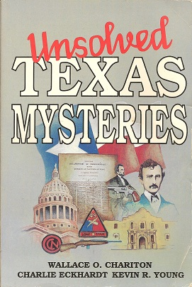 Image for Unsolved Texas Mysteries