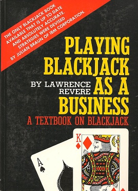 Image for Playing Blackjack As A Business