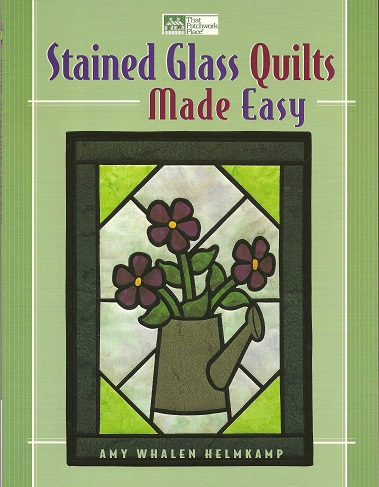 Image for Stained Glass Quilts Made Easy