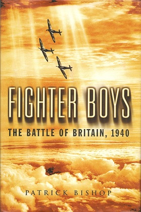 Image for Fighter Boys:  The Battle of Britain, 1940