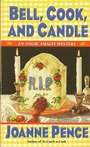 Image for Bell, Cook, and Candle:  An Angie Amalfi Mystery