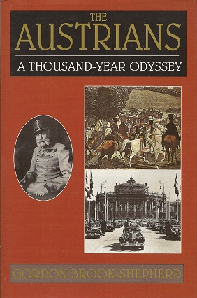 Image for The Austrians:   A Thousand-Year Odyssey
