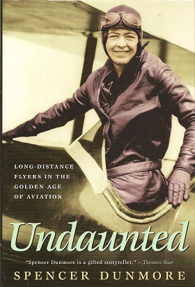 Image for Undaunted:  Long-Distance Flyers in the Golden Age of Aviation