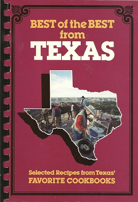 Image for Best of the Best from Texas:  Selected Recipes from Texas' Favorite Cookbooks