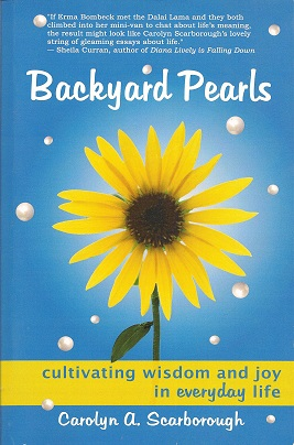 Image for Backyard Pearls:  Cultivating Wisdom and Joy in Everyday Life