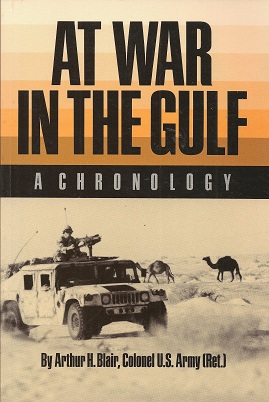 Image for At War in the Gulf:  A Chronology