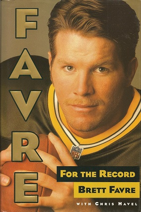 Image for Favre:  For the Record