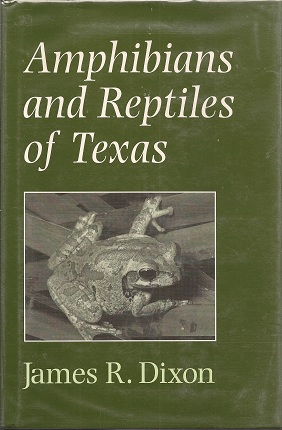 Image for Amphibians and Reptiles of Texas