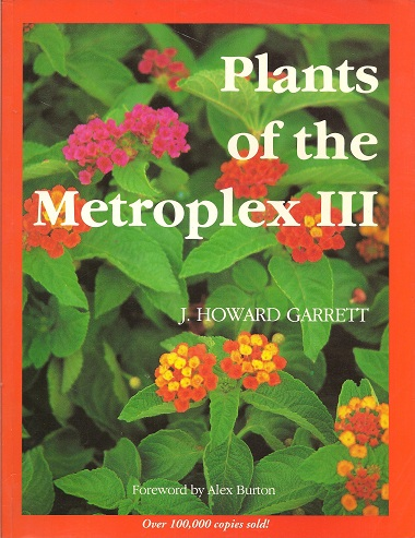 Image for Plants of the Metroplex III