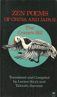 Image for The Crane's Bill:  Zen Poems of China and Japan