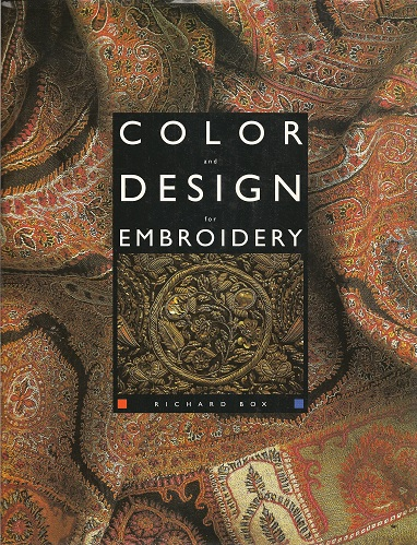 Image for Color and Design for Embroidery