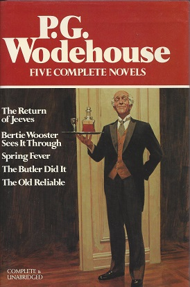 Image for P.G. Wodehouse:   Five Complete Novels