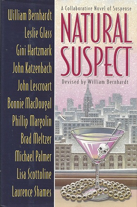 Image for Natural Suspect:  A Collaborative Novel