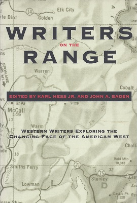 Image for Writers on the Range
