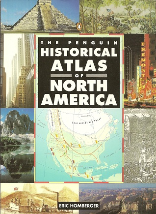 Image for The Penguin Historical Atlas of North America