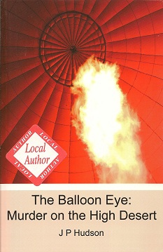 Image for The Balloon Eye:  Murder on the High Desert